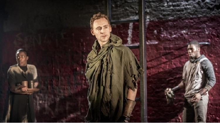 Coriolanus NT Live (Screening)