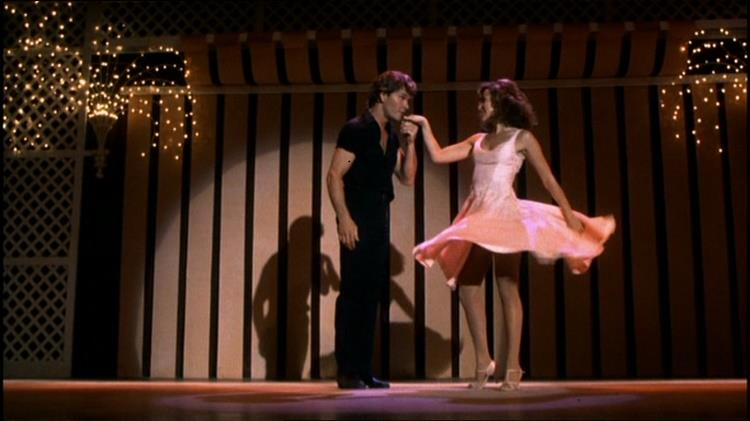 Expired The Pearl Movie Night Dirty Dancing 1987