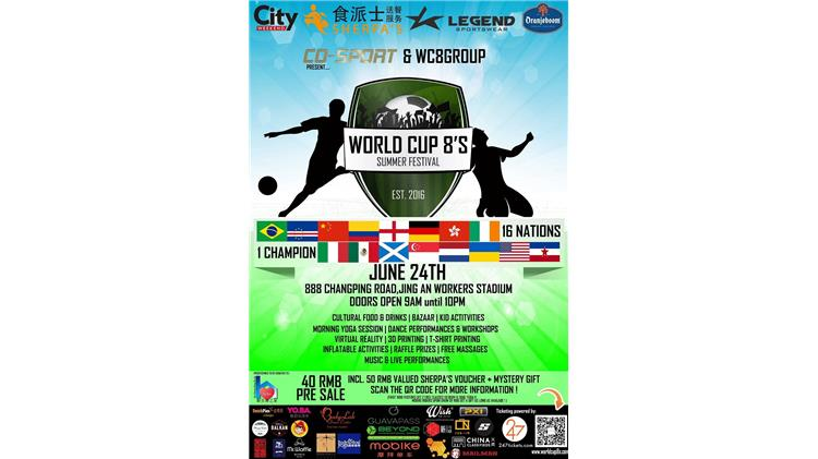 The World Cup 8's Summer Festival