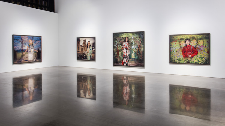 4.Exhibition view, Cindy Sherman, Fosun Foundation Shanghai, 2018 (photo by JJYPHOTO) (1)