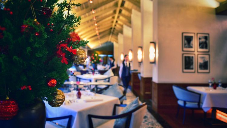 Expired Christmas Brunch And Dinner At Capella Shanghai