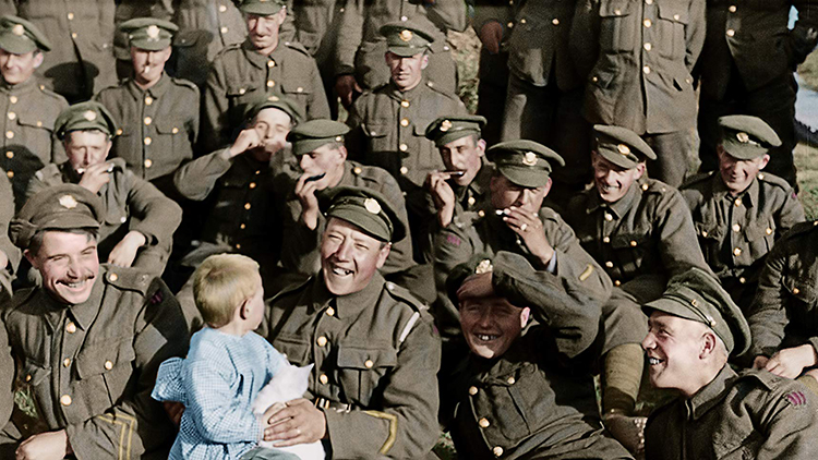 the shall not grow old movie